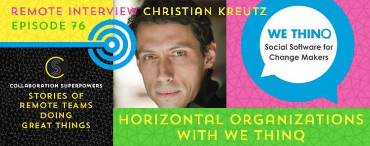 76---Create-Horizontal-Organizations-With-WE-THINQ