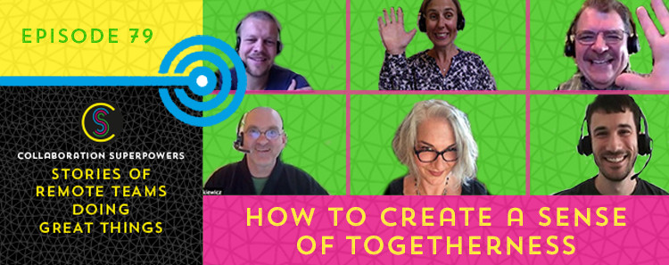 79---How-to-create-a-sense-of-togetherness