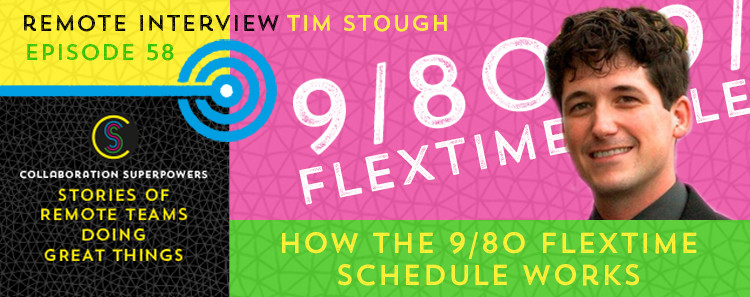 58 - Tim Stough on the Collaboration Superpowers podcast