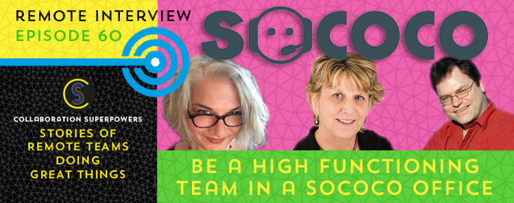 60 - Sococo on the Collaboration Superpowers podcast