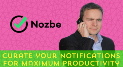 Interview with Michael Sliwinski of Nozbe