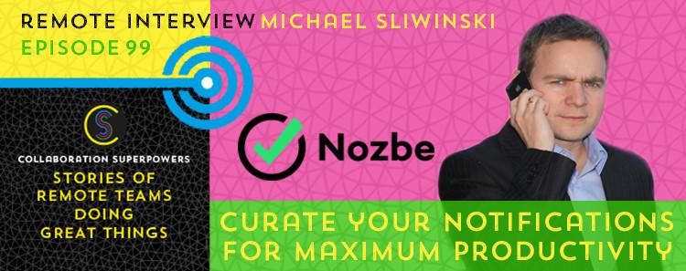 Michael Sliwinski Nozbe