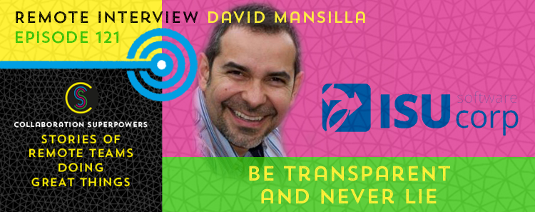 David Mansila on the Collaboration Superpowers podcast