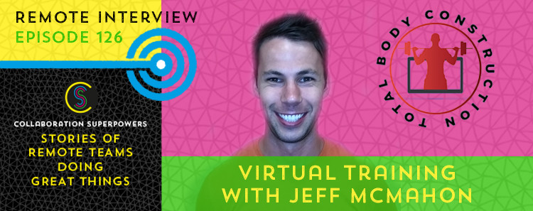 Jeff McMahon virtual personal trainer