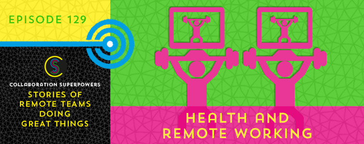 Health and remote working