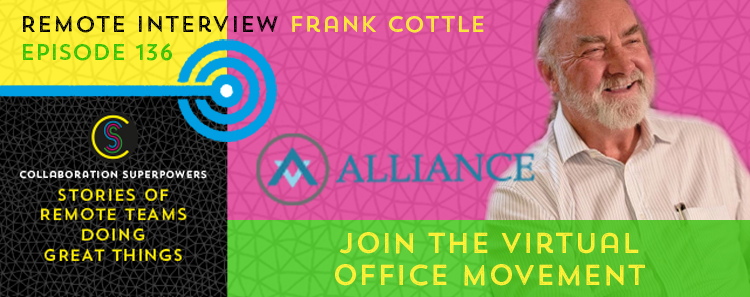Frank Cottle on the Collaboration Superpowers podcast