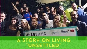 Unsettled interview