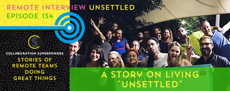 Unsettled podcast