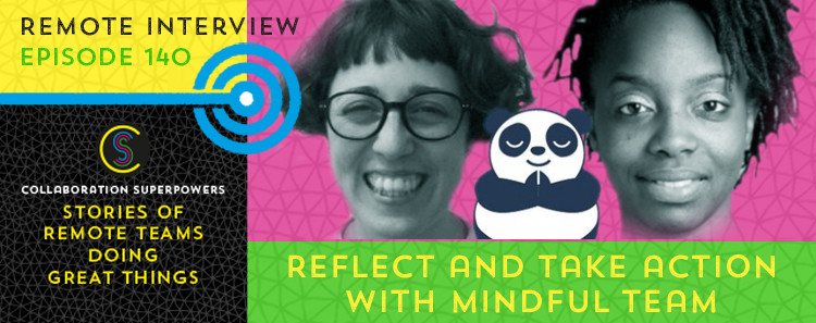 140 - Mindful.Team on the Collaboration Superpowers podcast