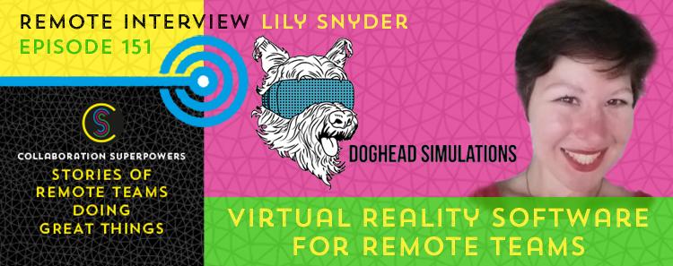 151-VirtualRealitySoftwareForRemoteTeams