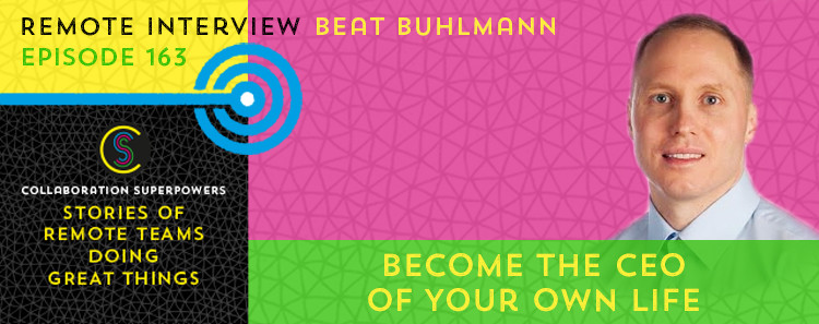 163 - Beat Buhlmann on the Collaboration Superpowers podast